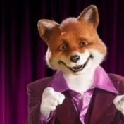The Fox himself!