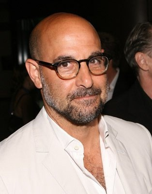 Stanley Tucci. Oh yeah