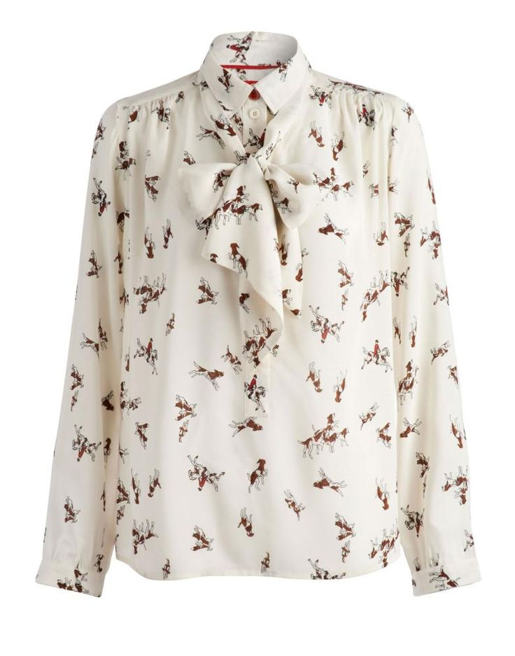 Joules Shorley Blouse, Joules, Polo Shirts & Tops, Casual Clothing, For the Rider, £59.95, trot2.com