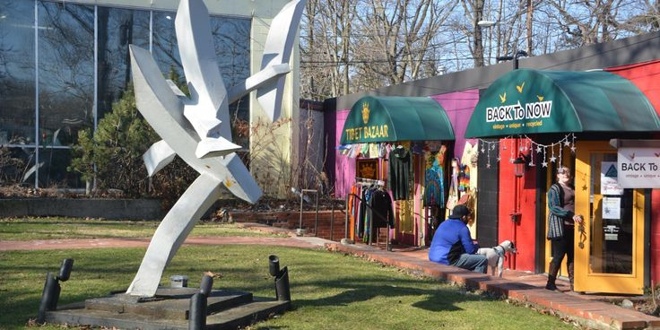 """""""Outside Oxford: A Day in the Village of Yellow Springs,"""" by Williams for The Miami Student, February 6, 2017"""
