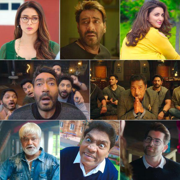 Golmaal Again Trailer: Ajay Devgn, Tabu, Parineeti Chopra's laugh riot will remind you of Chennai Express #FansnStars