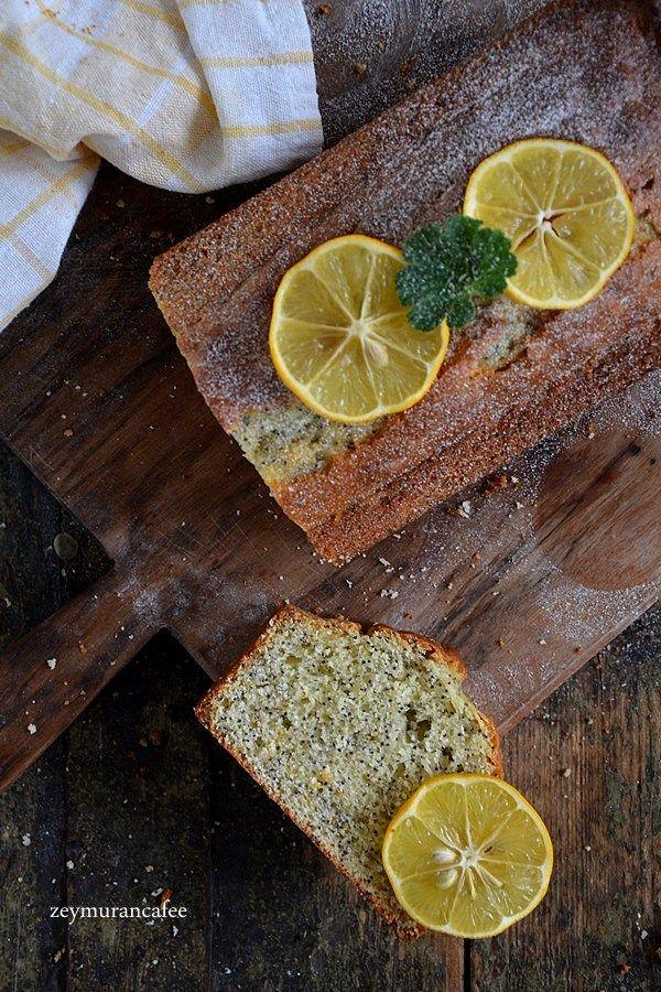 limonlu haşhaşlı kek tarifi, limonlu haşhaşlı kek nasıl yapılır adım adım resimli tarifi