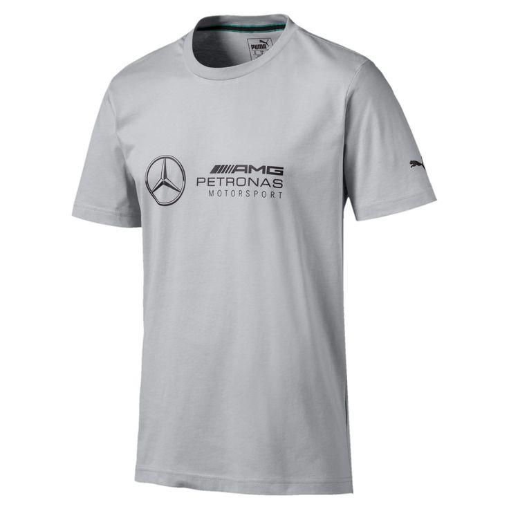 Mercedes-AMG Petronas Men's Logo Tee | PUMA US | Camisetas puma ...