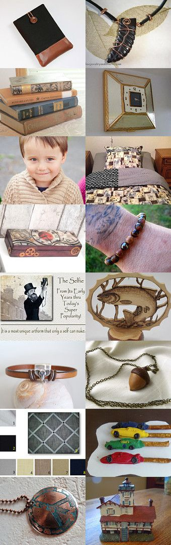 Gift ideas for boys and for mens by Eni Toth on Etsy--Pinned with TreasuryPin.com