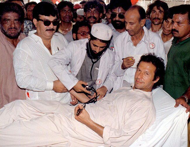 Imran Khan: Cricketer, playboy and now a Leadar