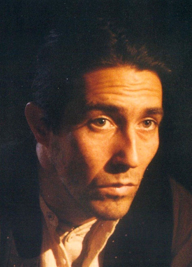 """Ciaran Hinds - really good in """"Ivanhoe,"""" """"Jane Eyre,"""" and even """"The Phantom of the Opera"""" ;-)"""