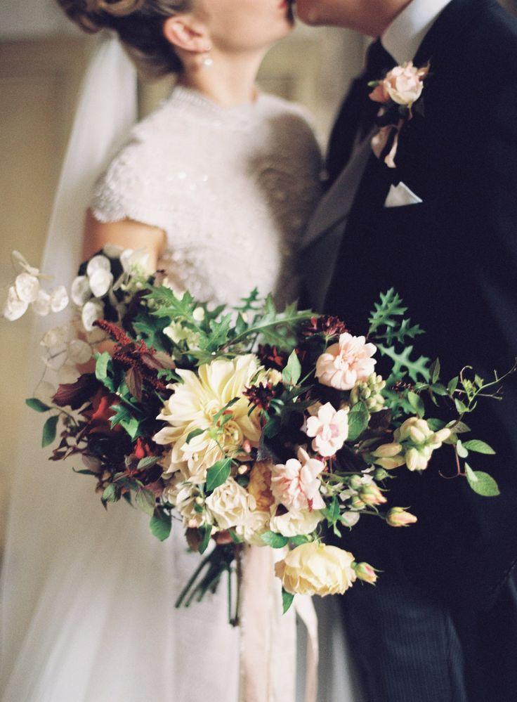 Dutch Masters Inspired Autumn Wedding in England