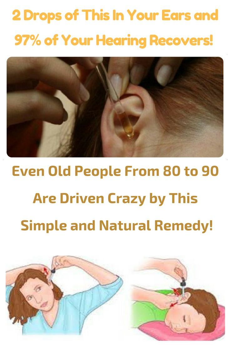 Is it possible? It looks so, just the 2 drops of this in your ears and your hearing will recover. It's safe, and all natural. Must check out!