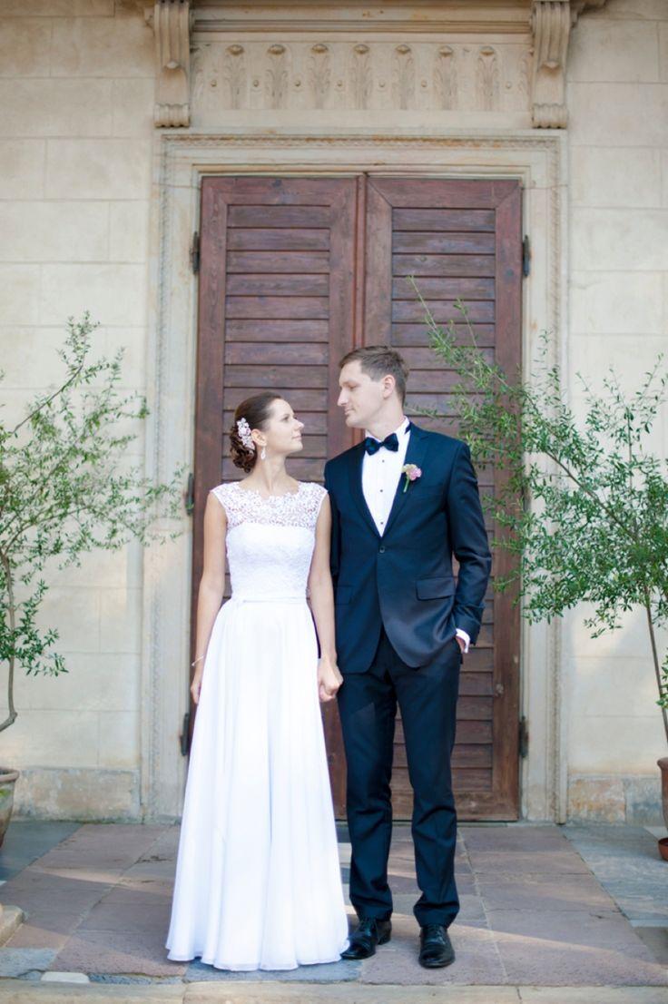 That Look :) Photography: Plenty to Declare Weddings | Groom's Suit: Lancerto | Bride's Dress: Gala #/Poland #Couple #Newlyweds