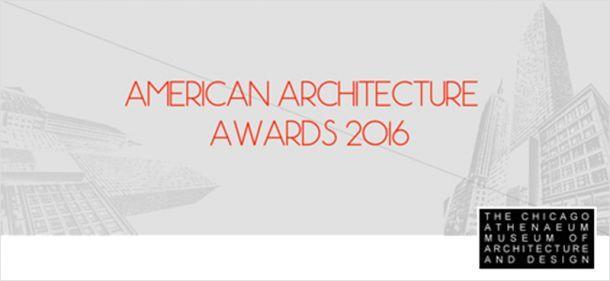 Έκθεση Αμερικανικών βραβείων αρχιτεκτονικής
