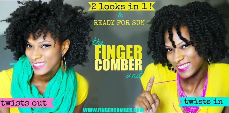 Wishing you a sunny day!!!!!  www.fingercomber.com