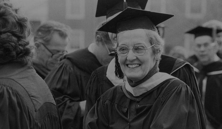Readers remember former Dean of Women Lu Leake for her friendship and leadership.