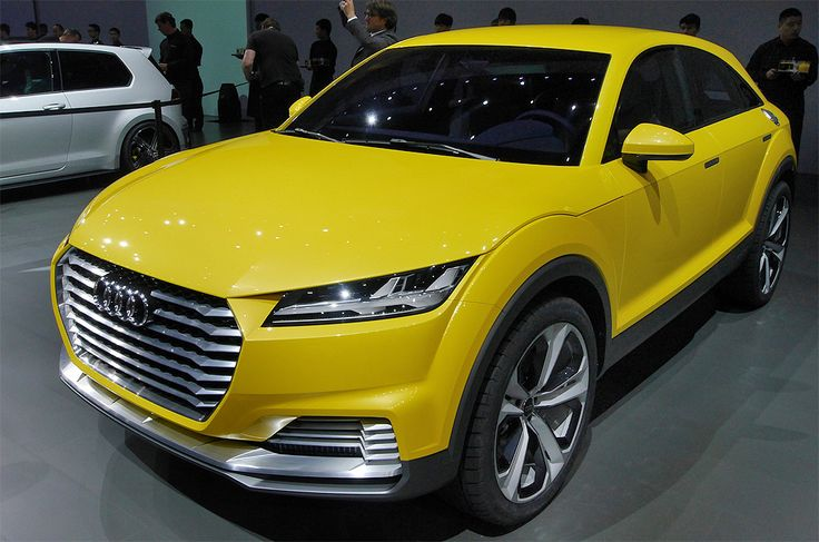 Audi wants a rival for X4, Macan and Evoque! It could be called Audi TTQ! The folks from Audi have announced the name of the future Audi crossover which will be built on the TT platform. It will be launched in 2017 and will be a landmark model in its class! The Audi continued the ascent to leadership in the premium segment and one of the key elements for achieving...