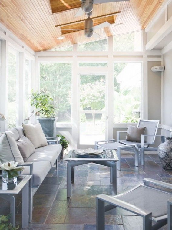 Create Patio Sunroom Ideas Image