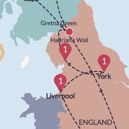 From the birth of the Beatles to the creators of the kilt, this 9-day sojourn through England and Scotland is all about uncovering the best of Britain. Picture-perfect lands and charming cities make this a perfectly balanced way to spend 9-days.