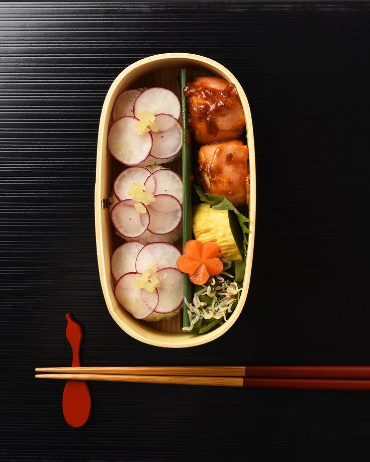 ホタテのベーコン巻き弁当 / Bacon-Wrapped Scallops Bento お弁当を作ったら #edit_jp で投稿してね!