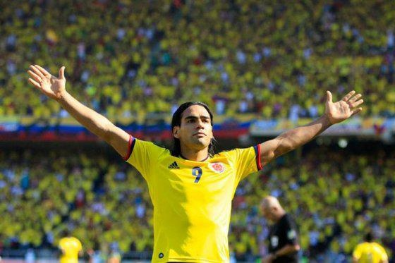 Radamel Falcao, Colombia - I'm so excited for the World Cup in Brazil!!!!!