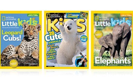 Image For Up To 33 Off A Subscription National Geographic Kids