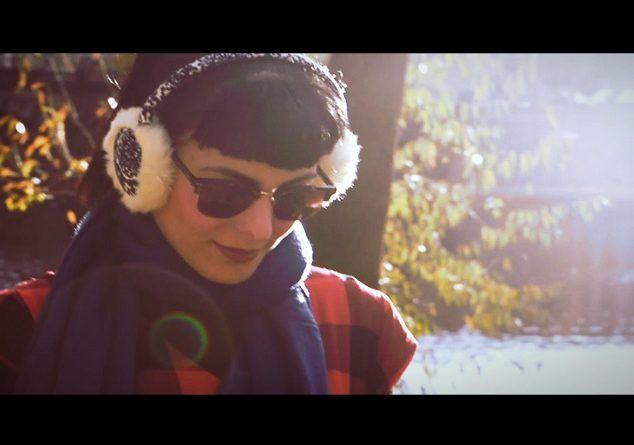 Ένα χειμωνιάτικο τραγούδι και βίντεο κλιπ από την Αλεξάνδρα Κλάδη