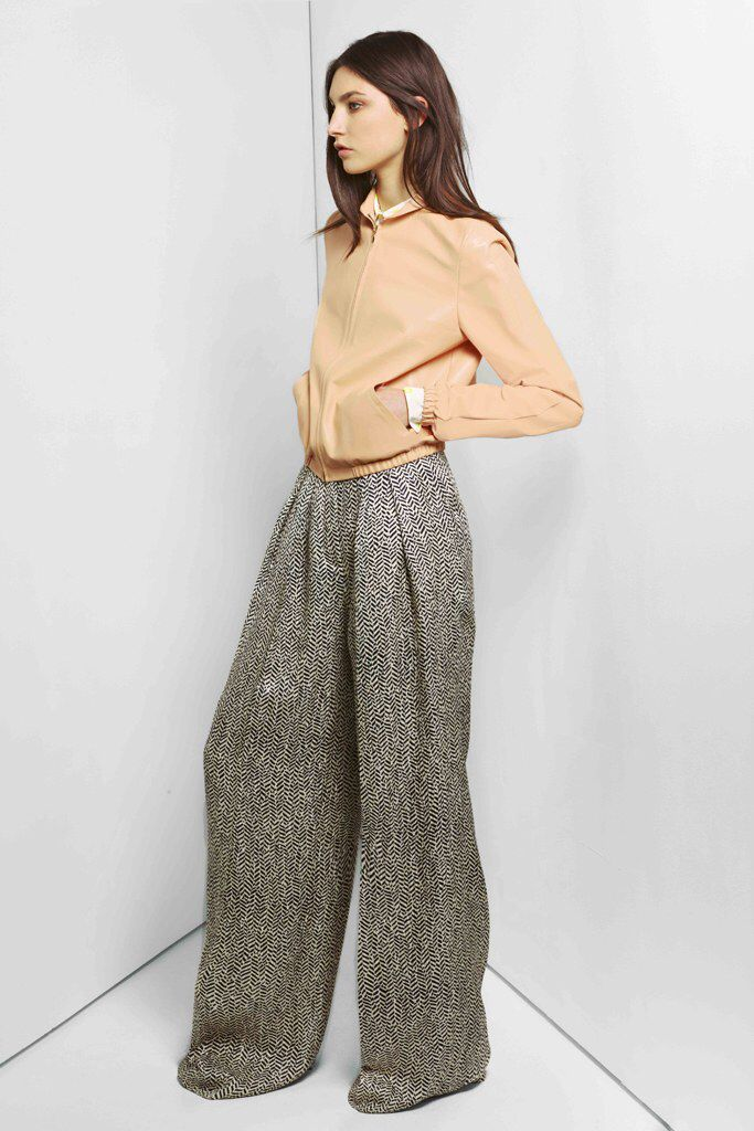 Chloé Pre-Fall 2012 Fashion Show Collection
