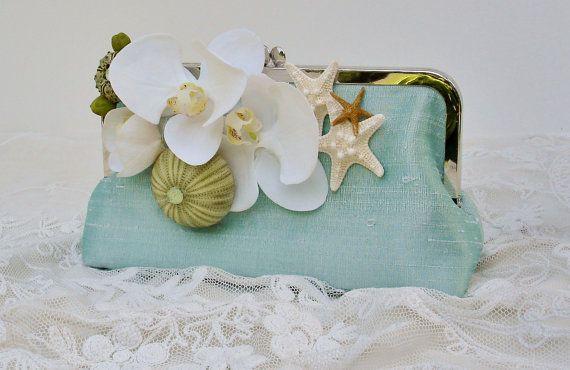 Beach Wedding / Bridal Handbag / Tropical Handbag / Summer Vacation