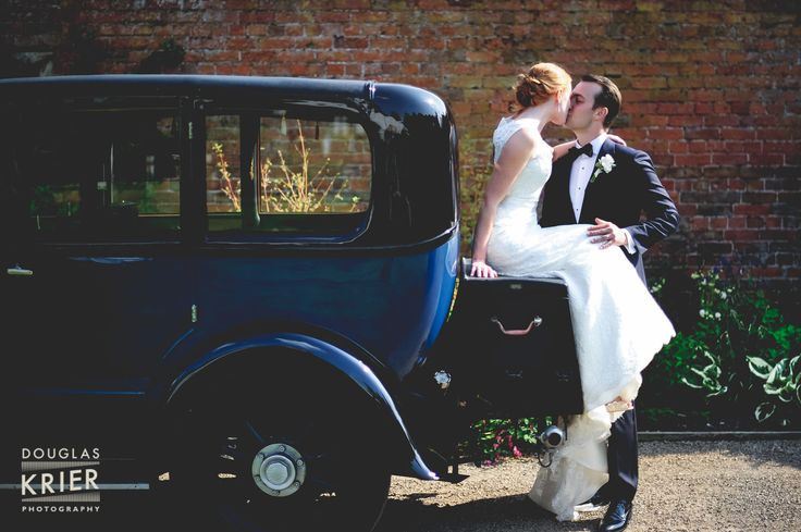 Beautifully captured - Caroline & Alex tied the knot at Combermere Abbey in May - photography by Krier Photography @krierphoto http://www.krierphotography.com/