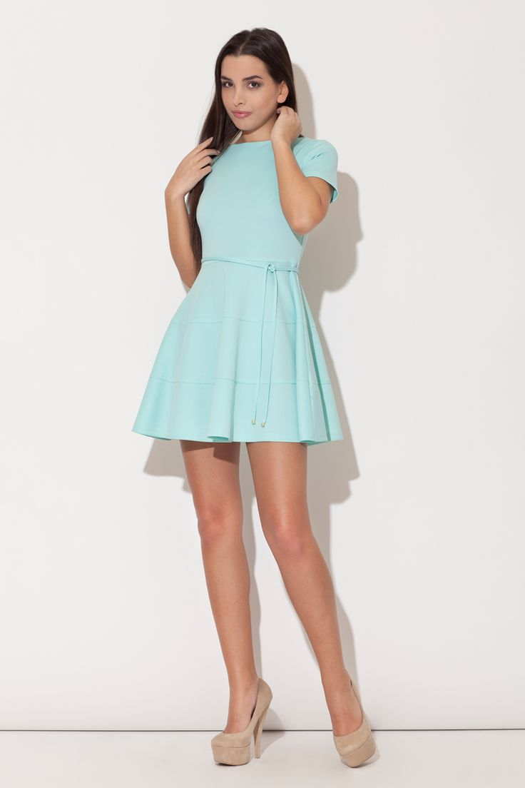 Lovely mint dress
