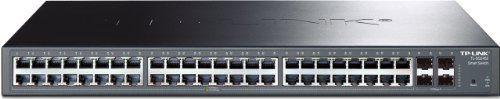 TP-Link 48-Port Gigabit Smart Switch with 4-SFP Slots (TL-SG2452)
