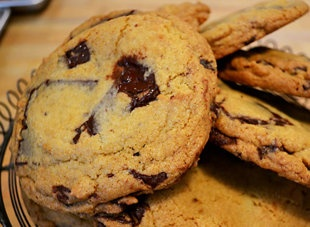 road map to the best chocolate chip cookies in u.s.
