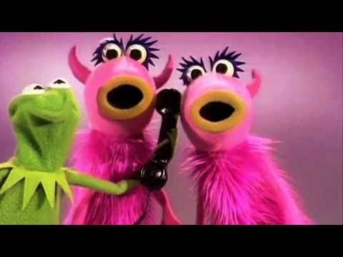 "Love this song and The Muppets so much that I had my 4th, 5th and 6th grade chorus sing it for our 2008 spring concert. At first, the kids had their ""she's crazy"" reaction but they quickly learned its genius and my crazy became smart. THANK GOODNESS! #chorus #muppets #kids #mahnamahna #crazy #genuis #fun"