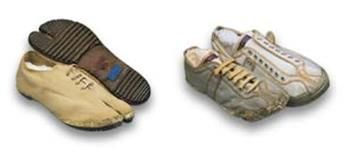 Спортивная обувь 1950