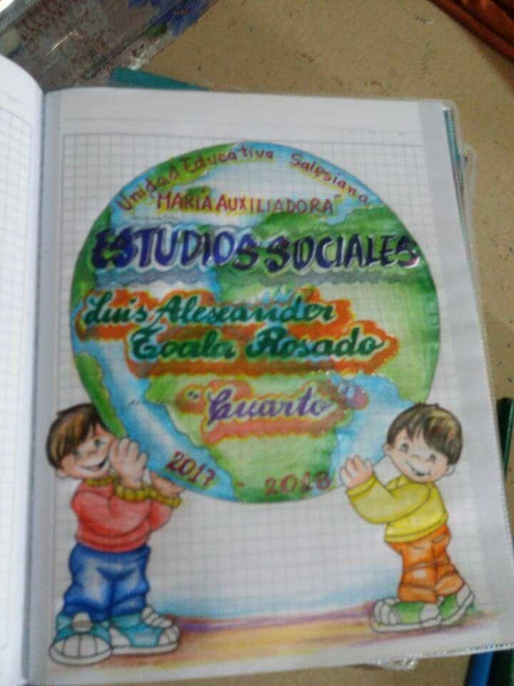 Caratula para sociales