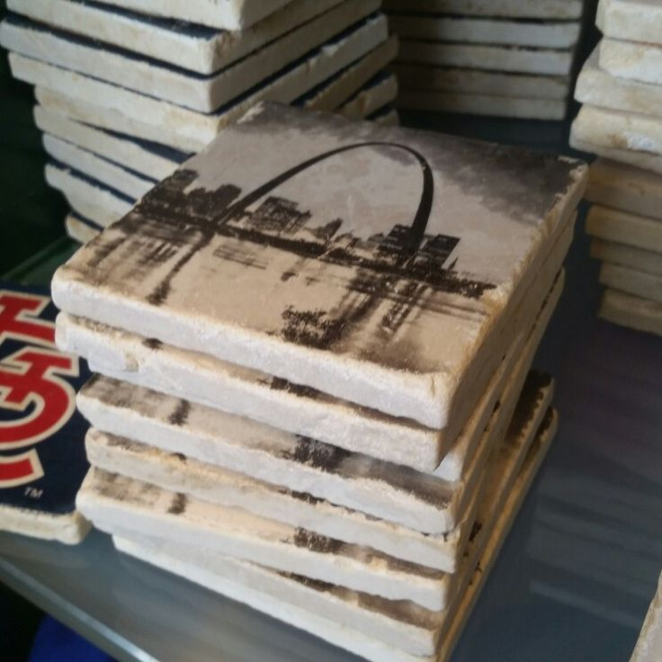 St.louis coaster $13  Found at the Budshop