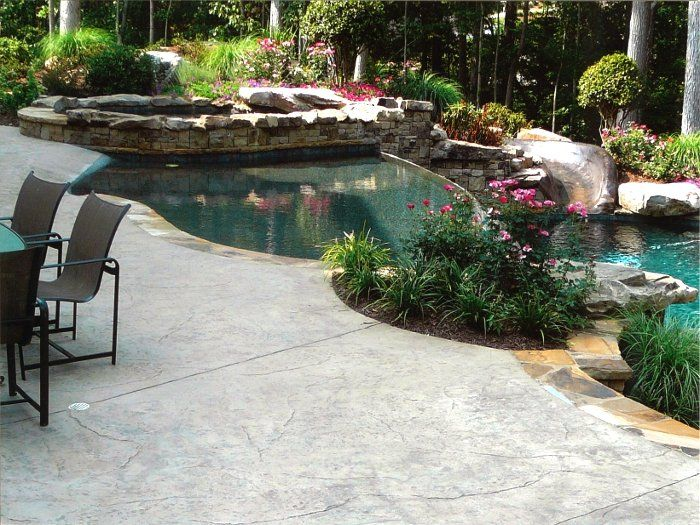 203 besten lovely yard landscaping bilder auf pinterest for Billige gartendekoration