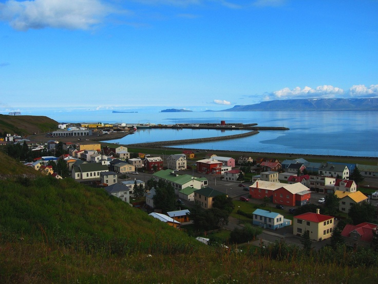 We are located in #Saudarkrokur, a small but dynamic community on #Iceland 's north coast. Feel free to visit us!