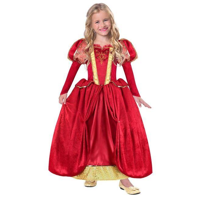 Lannister Costume for Girls