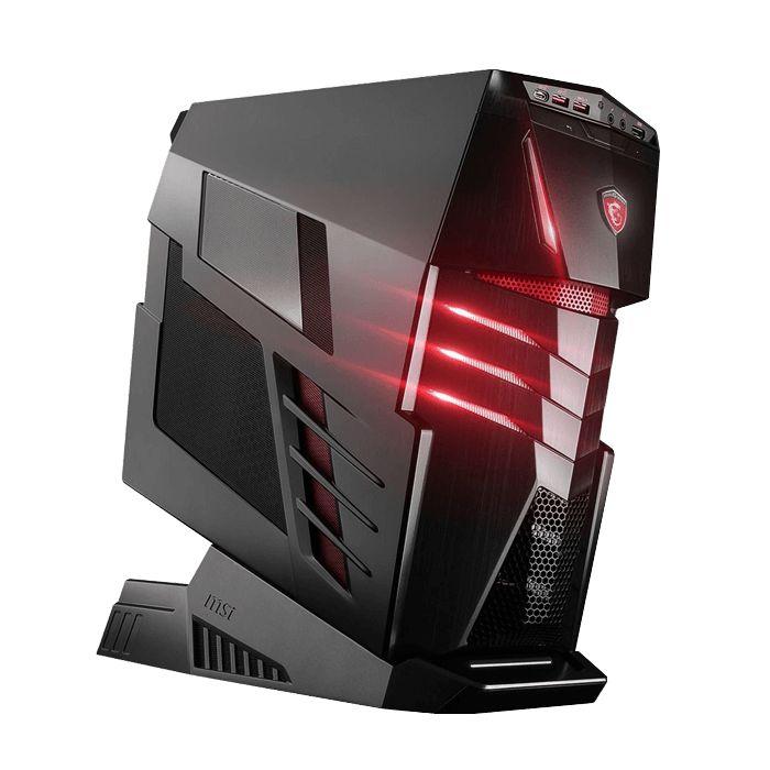 MSI AEGIS TI, Powered By Intel 6th Gen Skylake Core™ i3 / i5 / i7, Z170 Chipset, 2-way SLI® / CrossFireX™ Custom Gaming Desktop