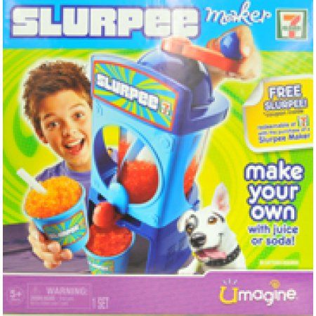 Parent Slurpee Maker