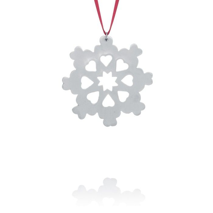 SNOWFLAKE COLLECTOR ORNAMENT 1977