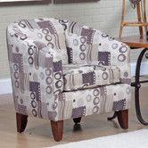 Found it at Wayfair - Lois Barrel Chair
