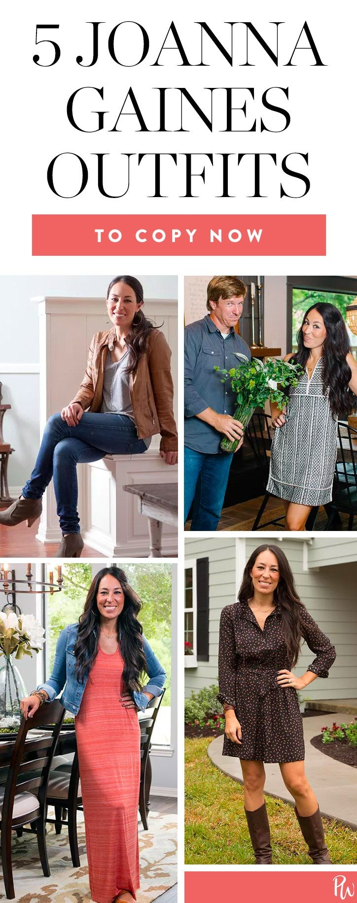 5 Joanna Gaines Outfits That Are So Easy to Copy