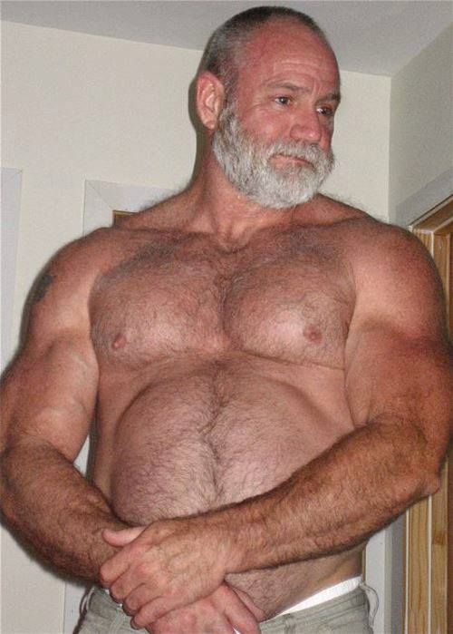 Senior Daddies In Gay Porn Showing Mature Cock And