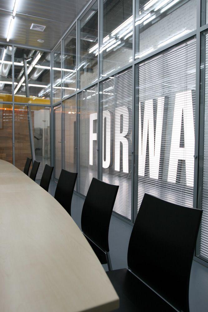 Office of the Forward Media Group Publishing House / Za Bor Architects
