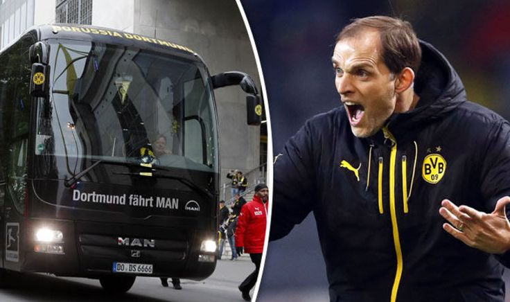 nice Borussia Dortmund coach Tuchel slams UEFA for fixture scheduling after bus explosion | Football | Sport Check more at https://epeak.info/2017/04/13/borussia-dortmund-coach-tuchel-slams-uefa-for-fixture-scheduling-after-bus-explosion-football-sport/