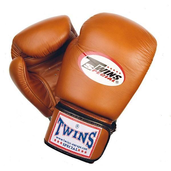 Gants de boxe RETRO Twins entraînement / compétition - BGRET. Gants haut de gamme.