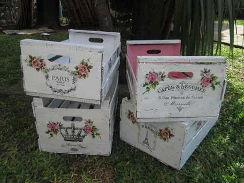 M s de 1000 ideas sobre cajones de verdura en pinterest - Caja fruta decoracion ...