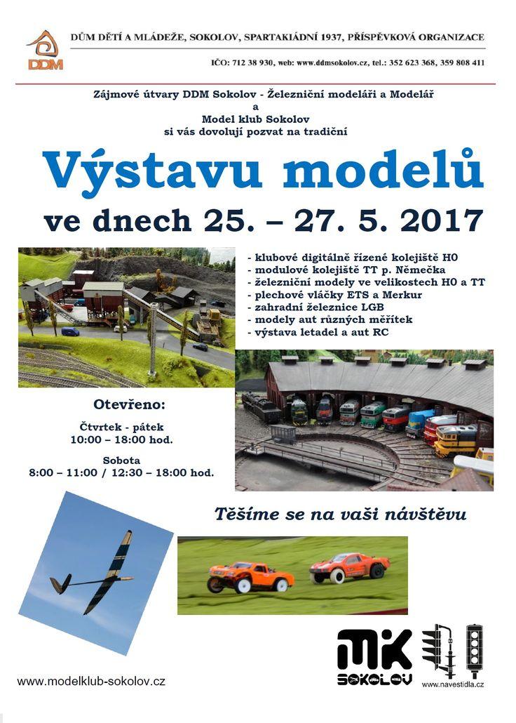 Výstava modelů Sokolov