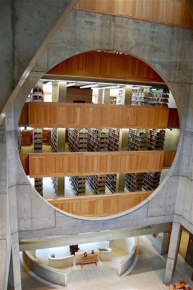 Gallery of AD Classics: Exeter Library (Class of 1945 Library) / Louis Kahn - 7