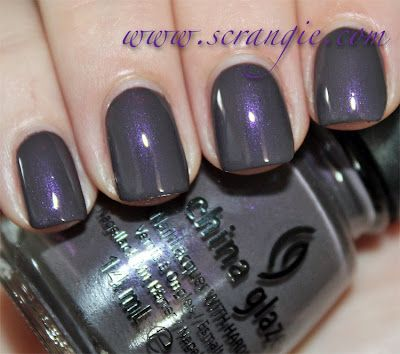 China Glaze On Safari Collection Fall 2012 - Jungle Queen