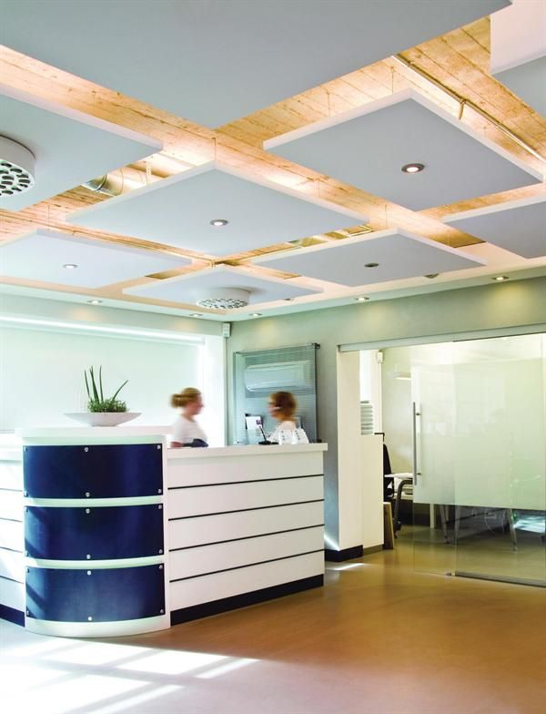 ceiling designs for office. ecophon master solo s suspended ceiling panels from certainteed contain 75 recycled content have office designindirect designs for